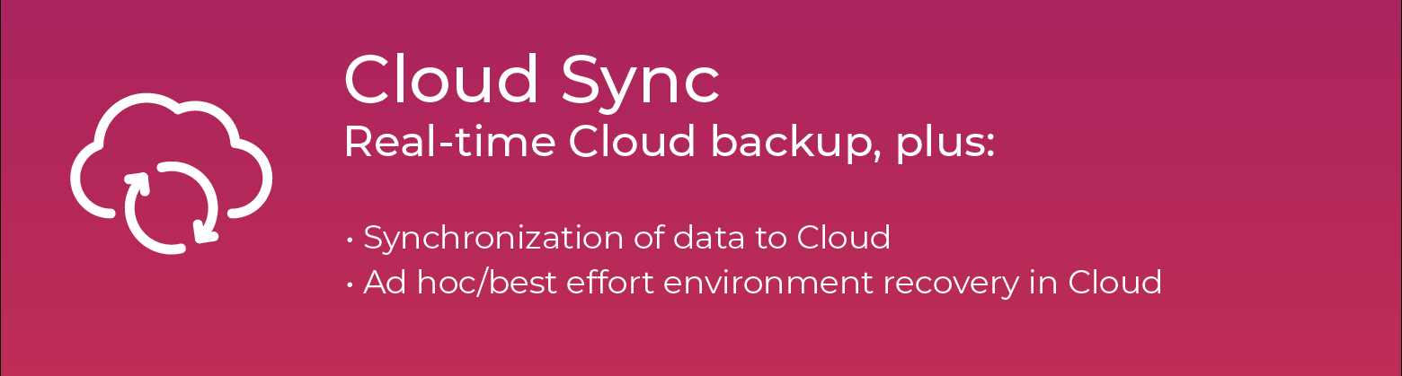 Realtime Cloud Backup